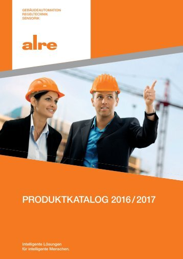 Alre Produktkatalog 2016/2017