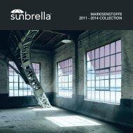Sunbrella Awning leaflet - Dickson