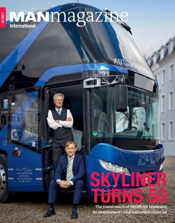 MANmagazine Bus edition 1/2017 International