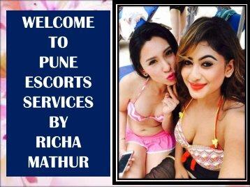 Richa mathur erotic girls in Pune