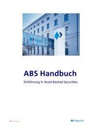 ABS Handbuch - True Sale International GmbH