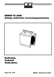 verlengkabels moeten voor gebruik geheel - Remko