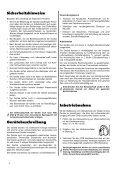 REMKO TX 9000 Elektro - Heizautomaten Bedienung Technik ... - Seite 4