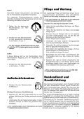 REMKO TX 9000 Elektro - Heizautomaten Bedienung Technik ... - Seite 5