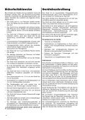 REMKO PG 12 / 12 E Propangas-Heizautomat Bedienung Technik ... - Seite 4