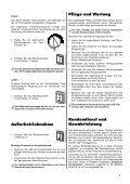 REMKO TX 2500 Elektro - Heizautomaten Bedienung Technik ... - Seite 5