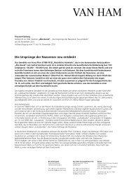 Sonderbericht_F. Pforr - VAN HAM Kunstauktionen