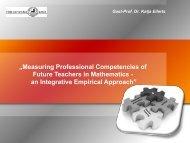 """Measuring Professional Competencies of Future Teachers in ..."