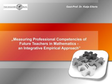 """Measuring Professional Competencies of Future Teachers in ..."