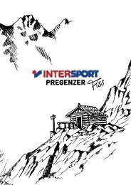 Intersport Pregenzer Wi/So 16/17