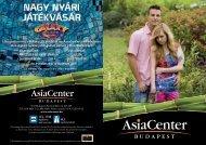 1 500Ft - Asia Center