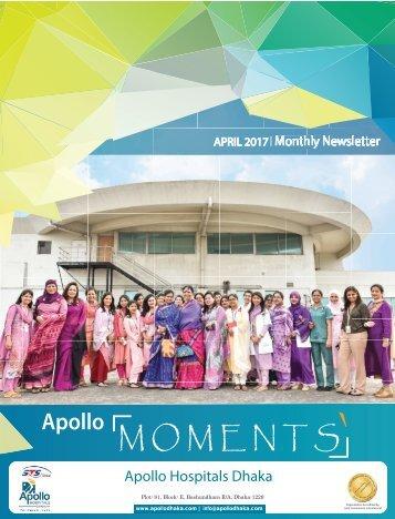 Apollo Moments April 2017