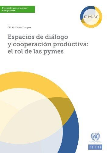 Espacios de diálogo y cooperación productiva: el rol de las PYMES