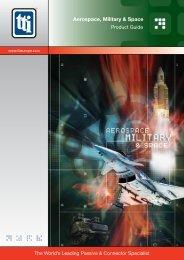 Download TTI Military Brochure (4.1 MB) - TTI Europe