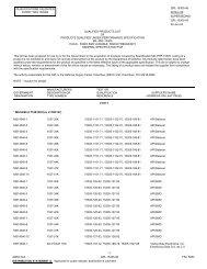 View MIL-PRF-15305 datasheet - TTI Europe