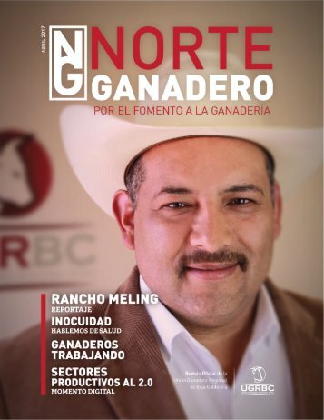 Revista Norte Ganadero - No.1