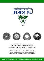 DISCOS (varios modelos) - Agromaquinaria.es