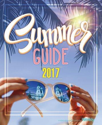 Summer Guide 2017