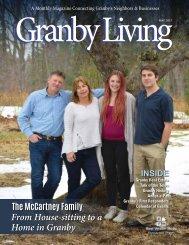 Granby Living May 2017