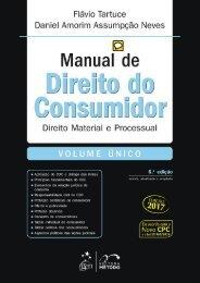 3 - TARTUCE, Flávio et al. Manual de Direito do Consumidor - Direito Material e Processual (2017)