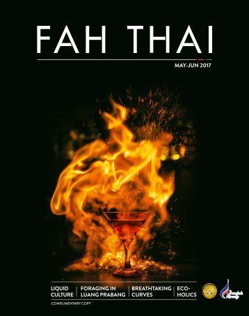 Fah Thai Magazine May-June 2017