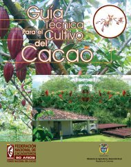 Guia tecnica para el cultivo de cacao