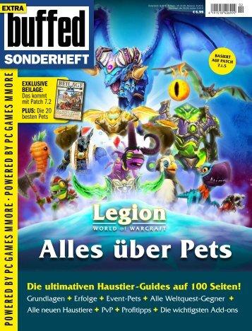 Buffed Sonderheft Extra Nr2 2017