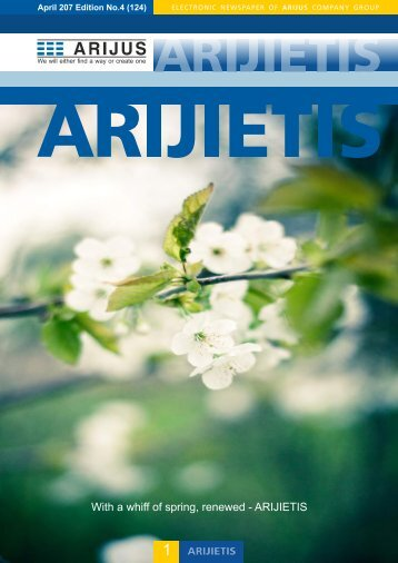 ARIJIETIS (EN) - April edition