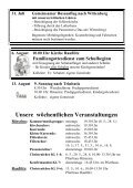 Kirchenbote Mai, Juni, Juli 2017 - Page 7