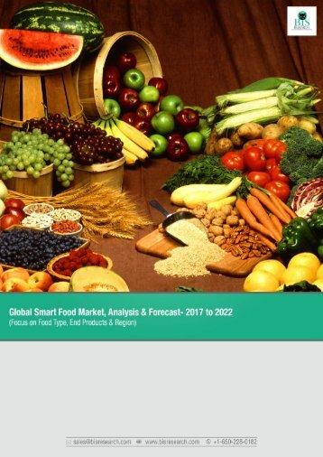 Global Smart Food Market Forecast 2017-2022