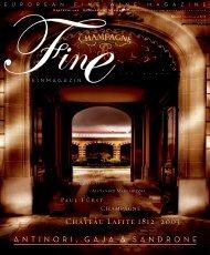 FINE Das Weinmagazin - 03/2008