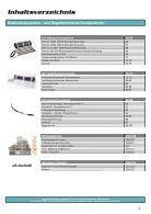 Preisliste eh-technik 2017-2018 - Elektrische Heizsysteme - Seite 3