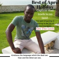 Best of April Holiday1234