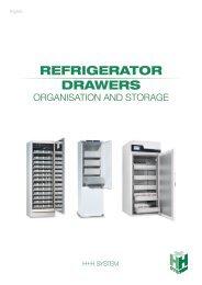 Organisation in the Refrigerator