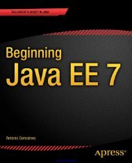 Beginning Java EE 7
