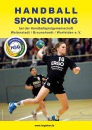 HSG WBW_Sponsoringkonzept