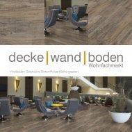dwb Produktinformation VinylBoden ObjektLine Birke gealtert OV66153