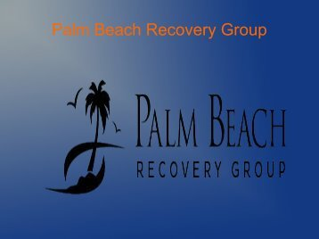 Palm Beach Recovery Group