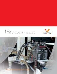 Pumps - Minova