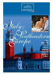 Italy urope Southeastern E - Hoteles con encanto y calidad en 31 ...