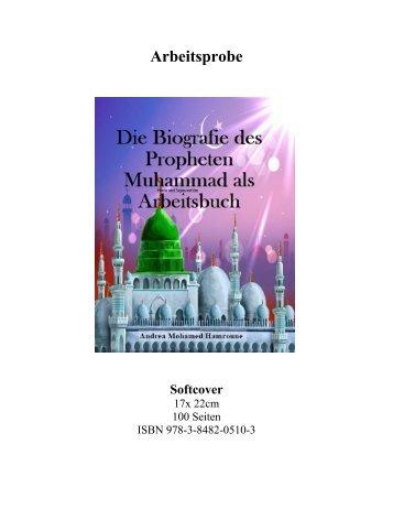 Arbeitsprobe  Die Biografie des Propheten Muhammad als Arbeitsbuch