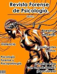 Revista de Psicología Forense