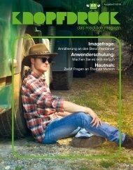 KNOPFDRUCK modulon Magazin Nov 2016