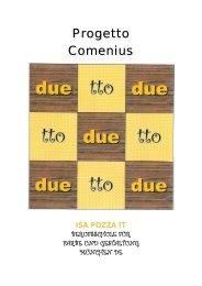 progetto comenius duetto 2