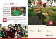 Kindersoldaten Gemeinsam schneller helfen - Aktion Deutschland Hilft
