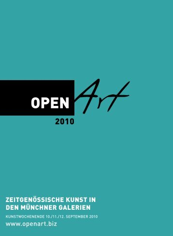 Landschaften - Open Art