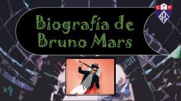 Biografía de Bruno Mars 3