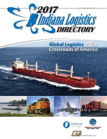 2017 Indiana Logistics Directory