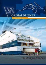 GRIMALDI LINES - Malta Shortsea Promotion Centre