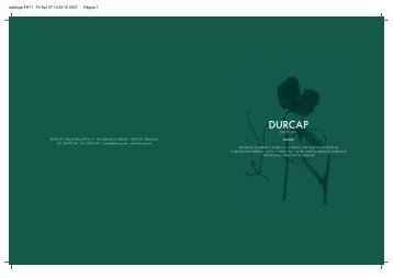 descarga catalogo - Durcap
